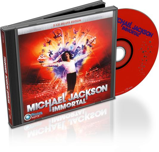 Michael Jackson Inmortal Deluxe Edition CD Completo Descargar 1 Link 2011
