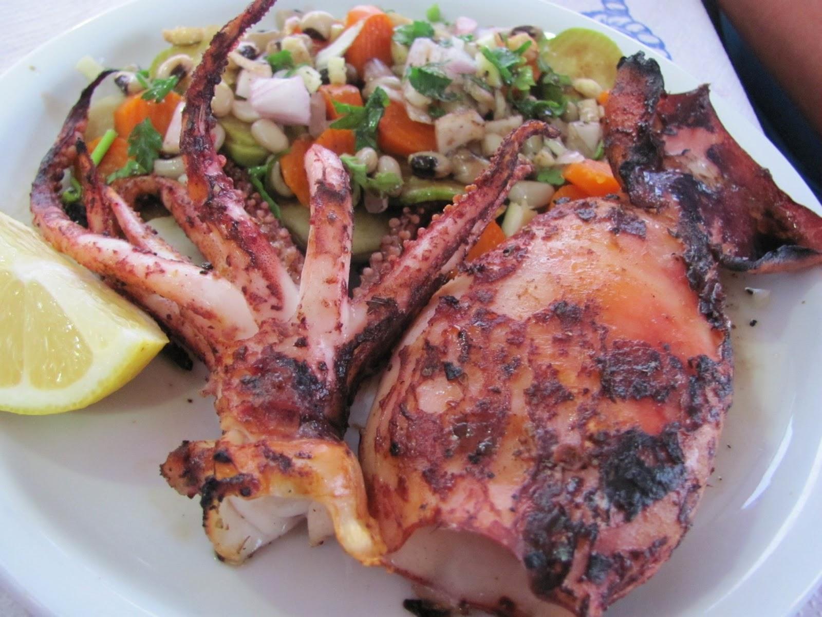 La cucina di pucci in vacanza sull 39 isola di amorgos - Piatti tipici della cucina greca ...