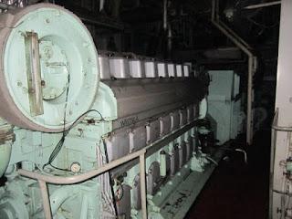 Wartsila auxiliary engines, Wartsila