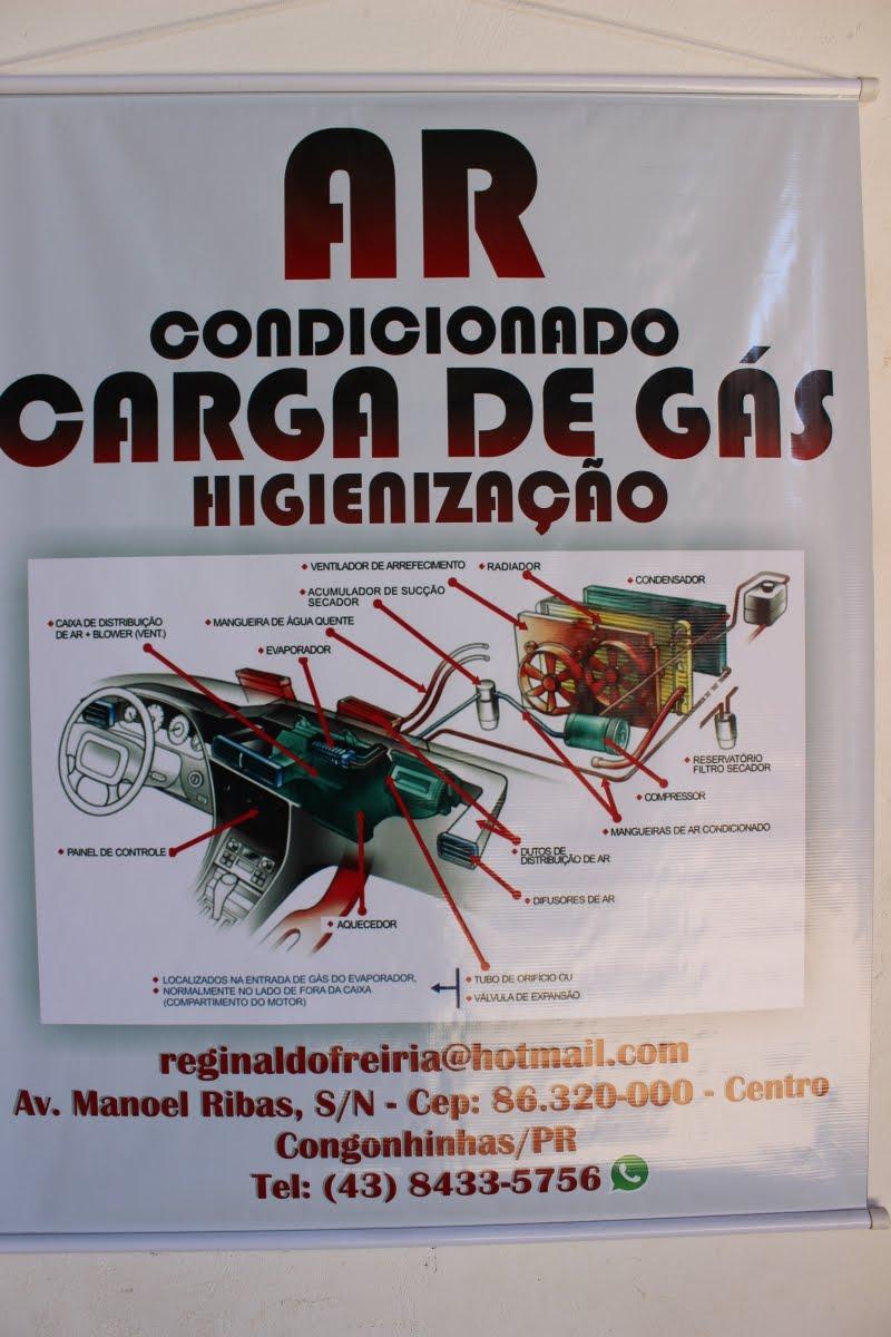 MANUTENÇÃO DE AR CONDICIONADO AGORA É COM CENTRO AUTOMOTIVO FREIRIA..
