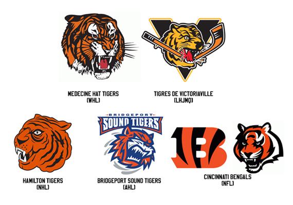 Souvent La vie est une puck: Zoo-Logo-Logie #1 - Les felins RG93