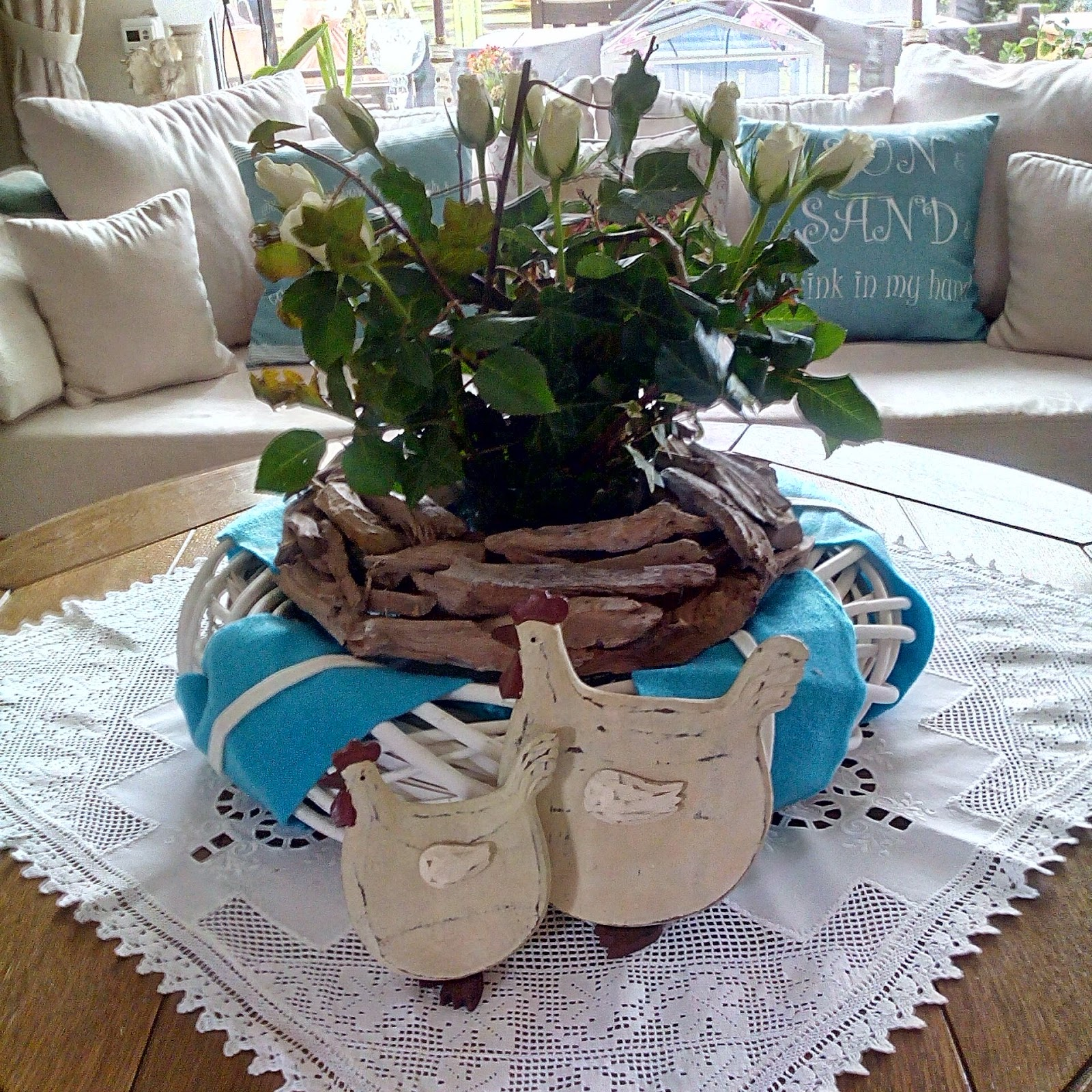 meine engelwerkstatt neue deko und fr hling. Black Bedroom Furniture Sets. Home Design Ideas