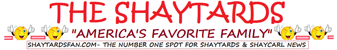 Shaytards and Shaycarl blog