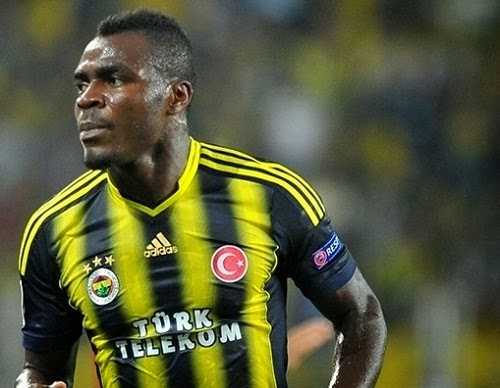 emmanuel emenike gunshot attack turkey