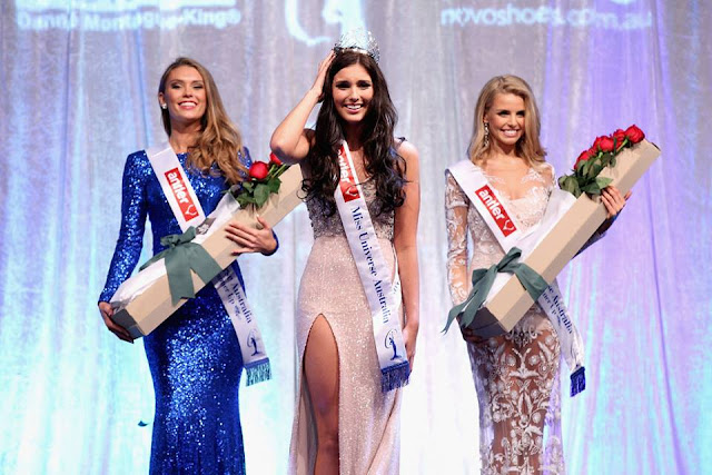 Miss Universe Australia 2013 winner Olivia Wells