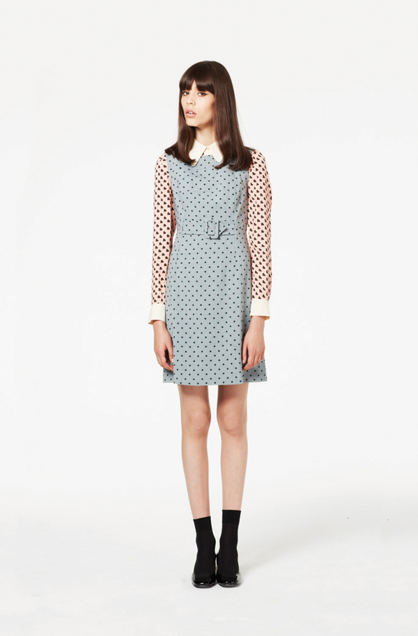Orla Kiely dress 2014