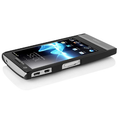 xperia p black side