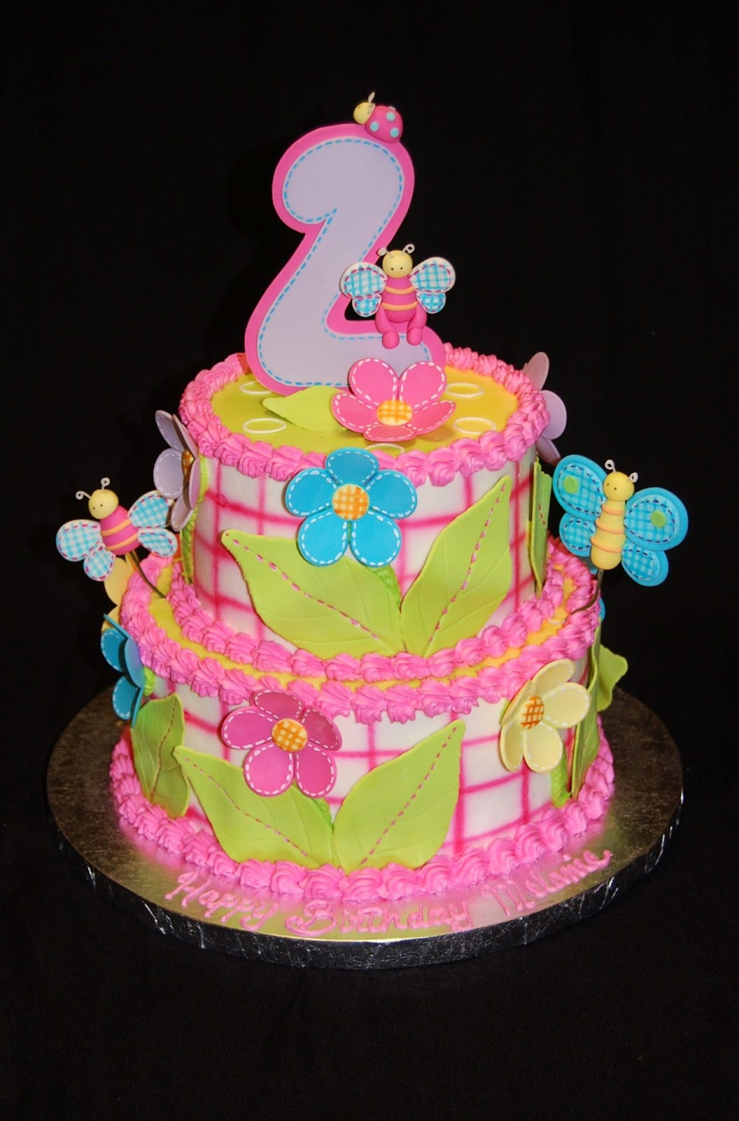 Cake Design Butterfly : Cake Butterfly Theme Cake Ideas and Designs