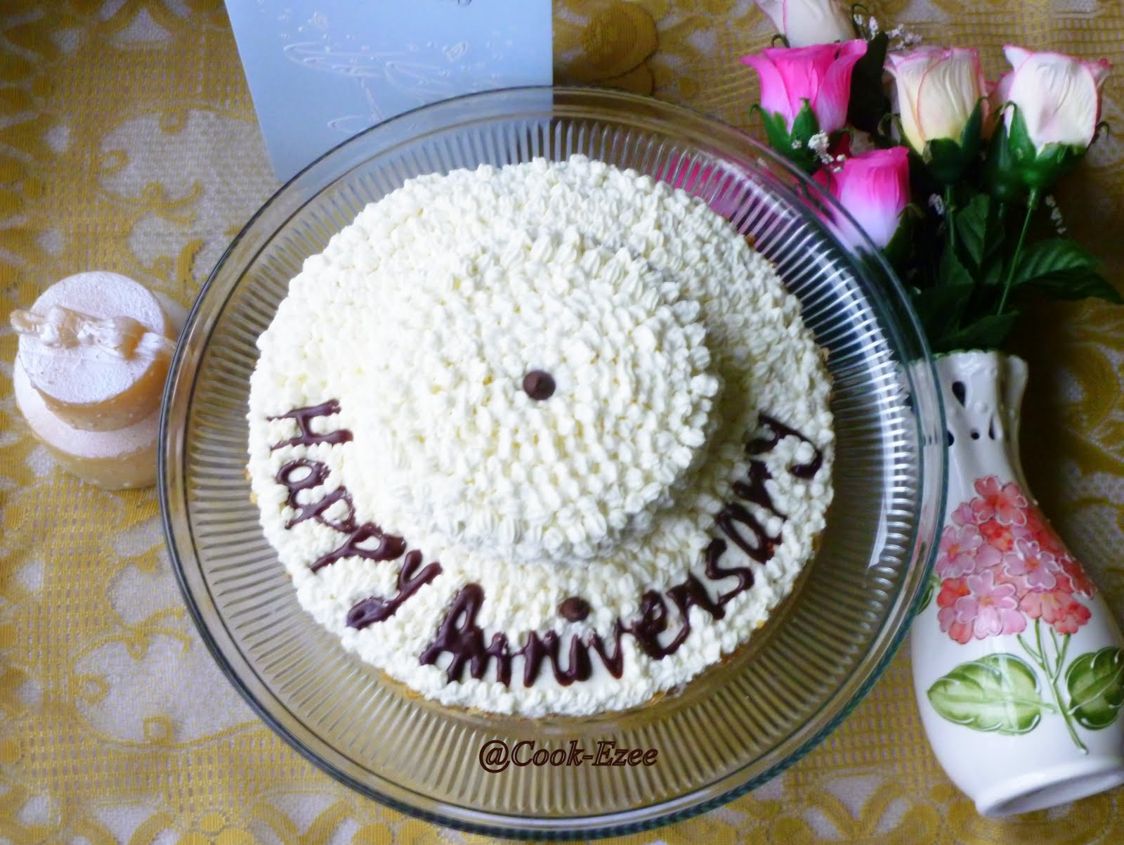 Best Anniversary Cake Recipe