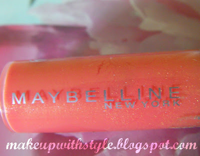 Maybelline Watershine Gloss Apricot Freeze