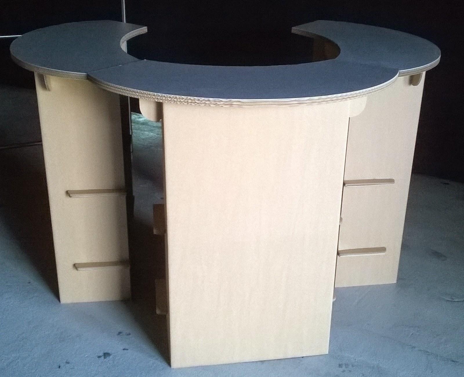 carton kit cr ations objets et meubles 100 carton mobilier carton. Black Bedroom Furniture Sets. Home Design Ideas