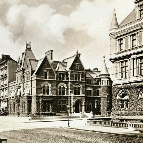 The Gilded Age Era The Harry Payne Whitney Mansion 2