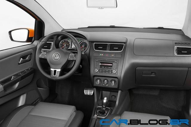 VW CrossFox 2013 - i-motion