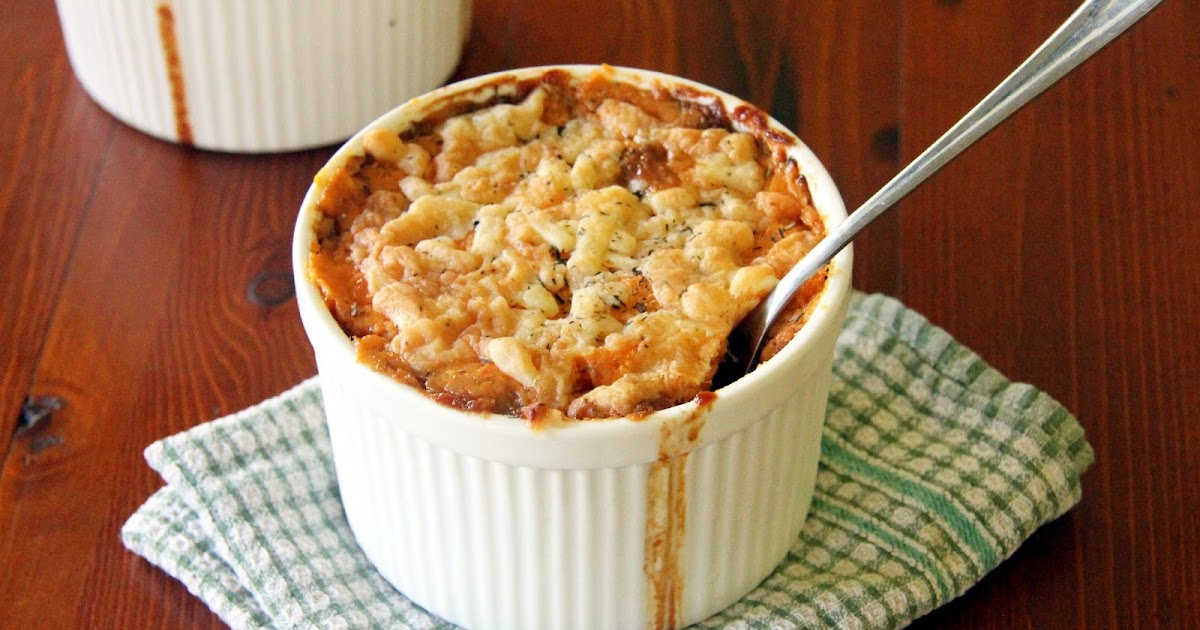 Tali's Tomatoes: Vegetarian Shepherd's Pie