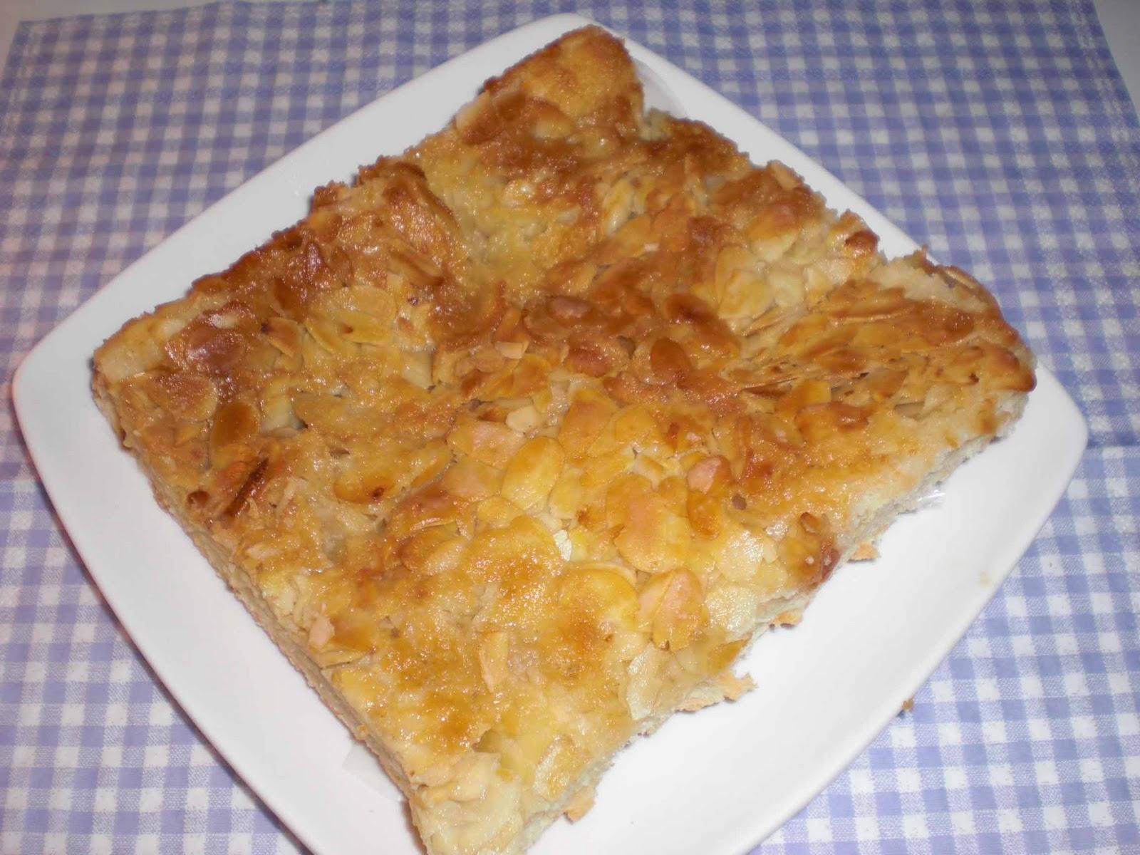 Kuchen mit 50 g butter
