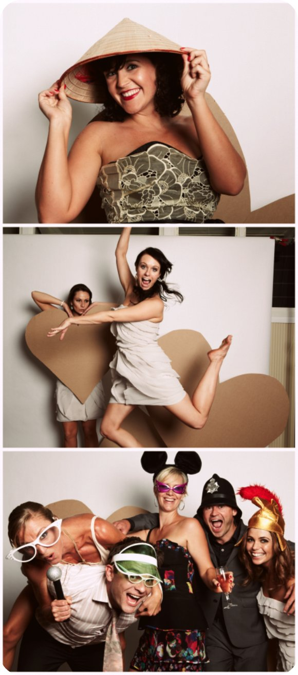 Check out some faboosh photo booth backdrop ideas here