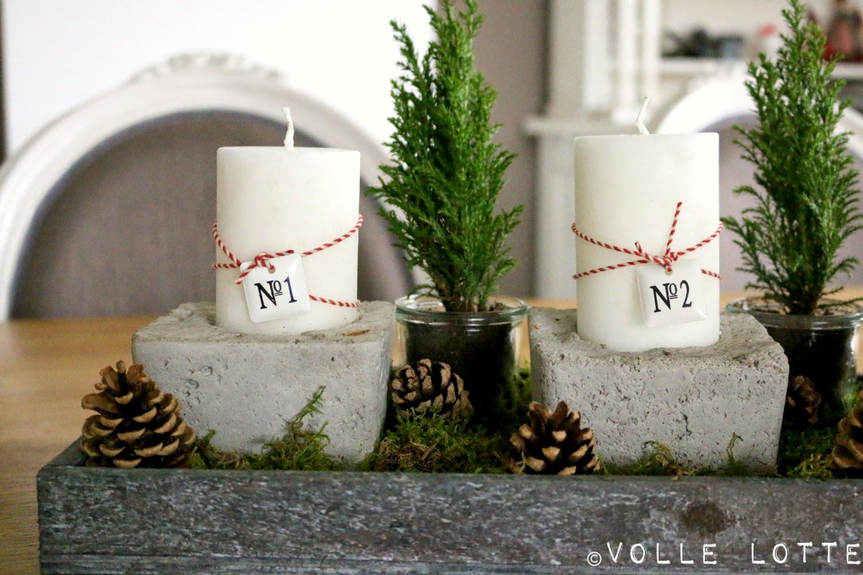 Adventszeit, Weihnachtszeit, Dekoration, Home