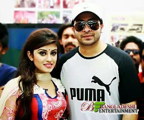 BD Film actor Shakib Khan