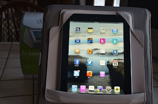 Win a Domeo Tri Lounger iPad LapDesk view 5