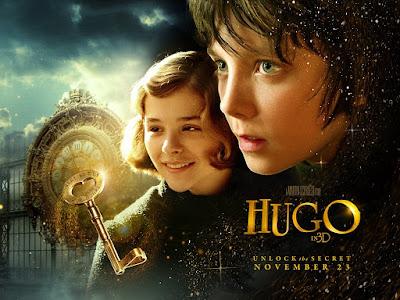 Filmes: A invenção de Hugo Cabret