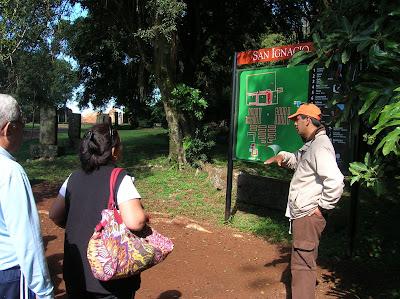 Plano Misión de San Ignacio, Argentina, vuelta al mundo, round the world, La vuelta al mundo de Asun y Ricardo