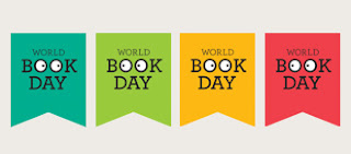 Happy World Book Day – 7 Mar 2013