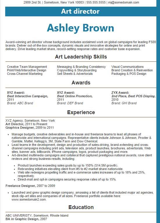 best resume format 2016