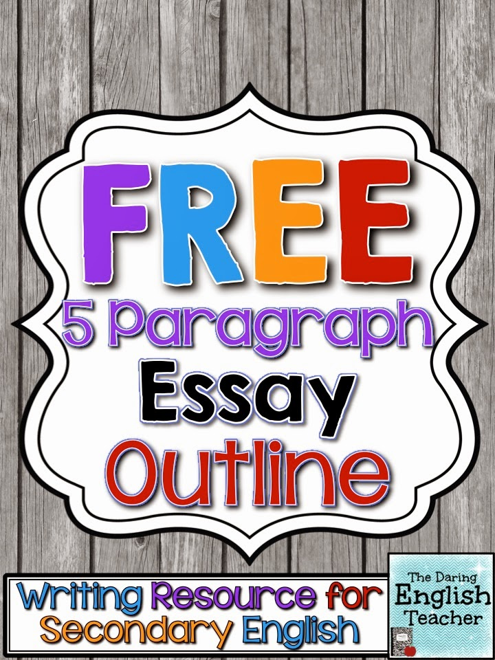 teaching five paragraph essay esl The 5-paragraph essay is a model that instructors use to teach students the basic elements of a great essay and is commonly used in standardized testing.