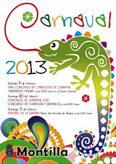 Carnaval de Montilla 2013