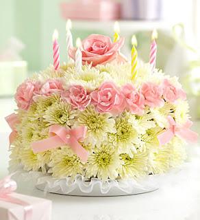 kado bunga hadiah ulang tahun berkesan