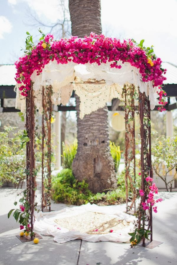 Memorable Wedding Wedding Arches With Flowers To Delight Any Bride