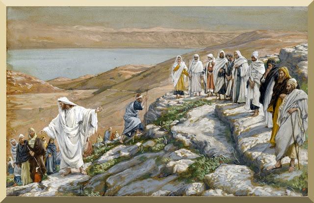Luke 6: 12 - 19