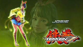 Josie Rizal (ジョシー・リサール) from Philippines