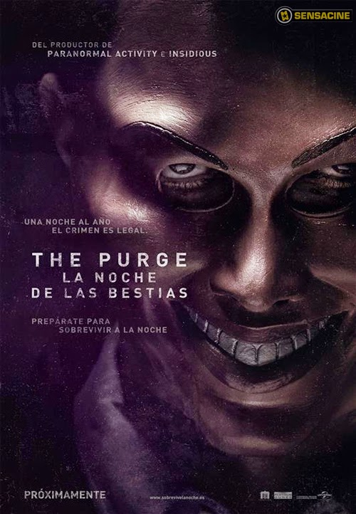The Purge: La noche de las bestias