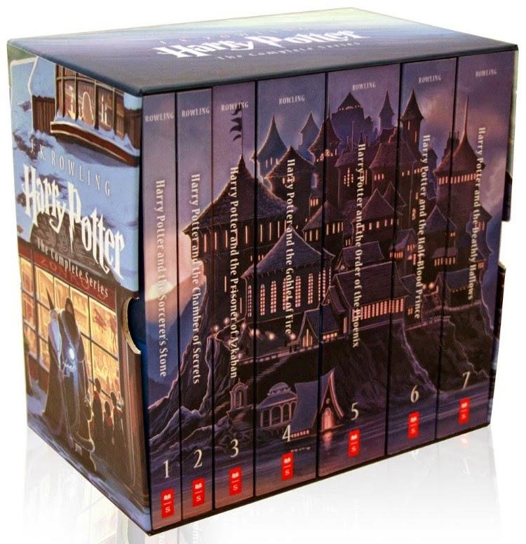 A Vintage Nerd, Vintage Blog, Christmas Gift Guide, Harry Potter