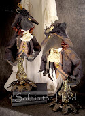 """Steampunk Ravens"""