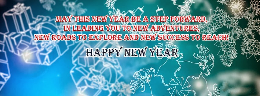 happy new year quote facebook covers