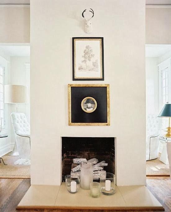 The Zhush Seven Inspiring White Kitchens: The Zhush: Seven Inspiring Black And White Interiors