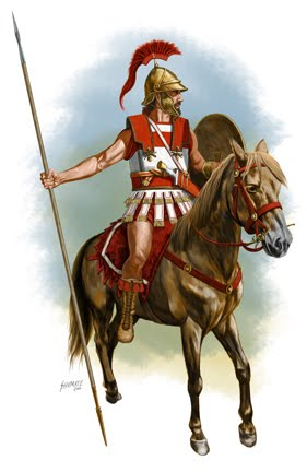 In Which New York Times Quotes From >> Macedonia Documents: Ancient Warriors - Illustrations