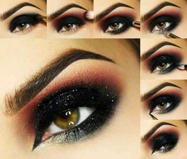 Eye Makeup Ideas...