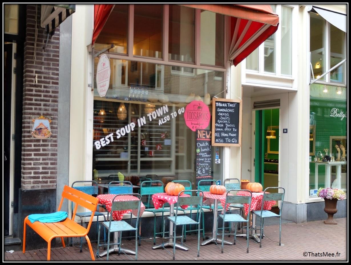 Toos & Roos, Amsterdam, Best Soup in Town !