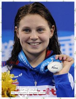 اروع صور لأشهر جميلات عالم السباحة في عام 2012