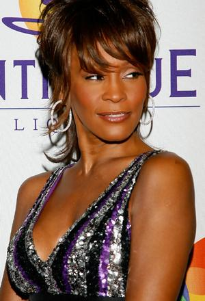 Hairstyle Haircut Whitney Houston Young Hairstyle