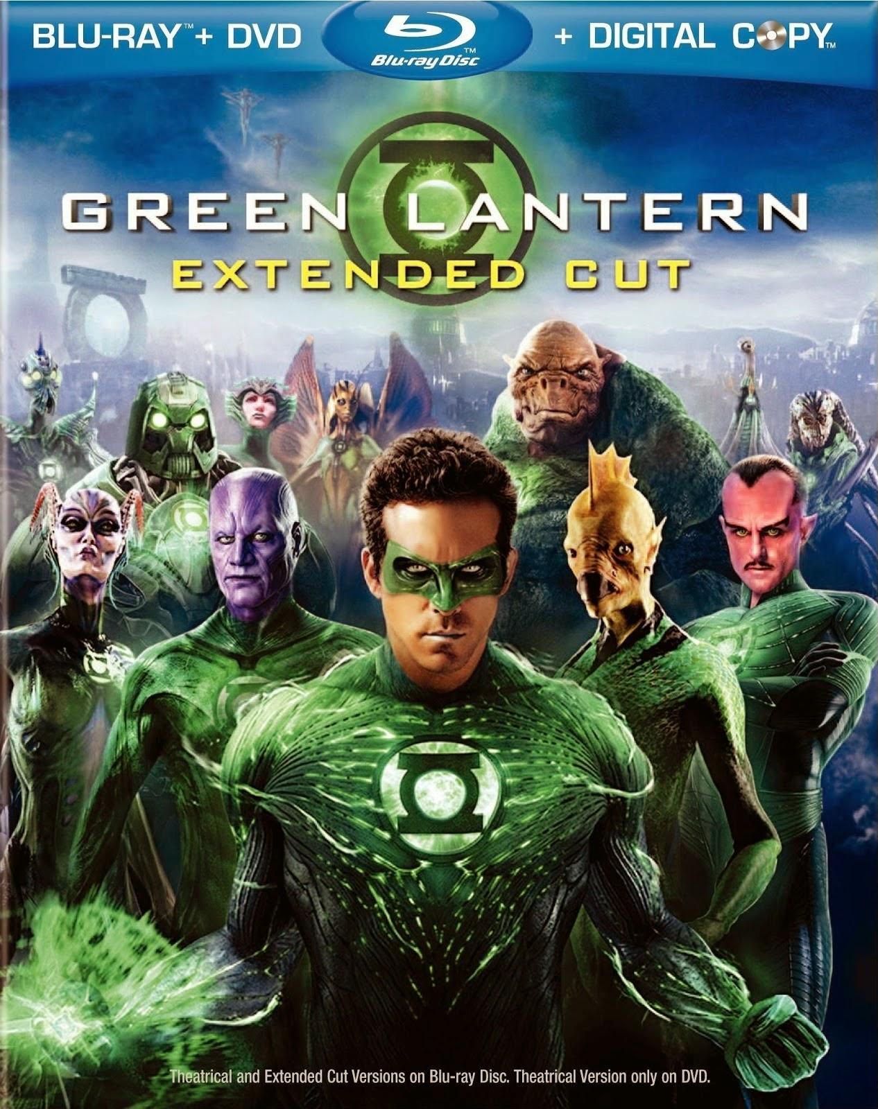 ดู Green Lantern กรีน แลนเทิร์น