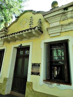 Fachada do prédio que abriga o Museu Municipal de Santo Ângelo