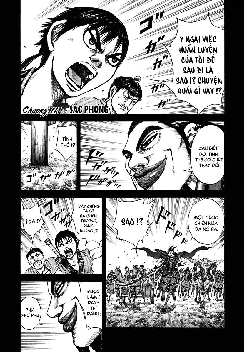 Kingdom – Vương Giả Thiên Hạ (Tổng Hợp) chap 111 page 2 - IZTruyenTranh.com