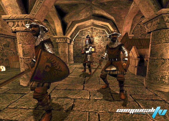 Knights of the Temple Infernal Crusade PC Full Español Descargar