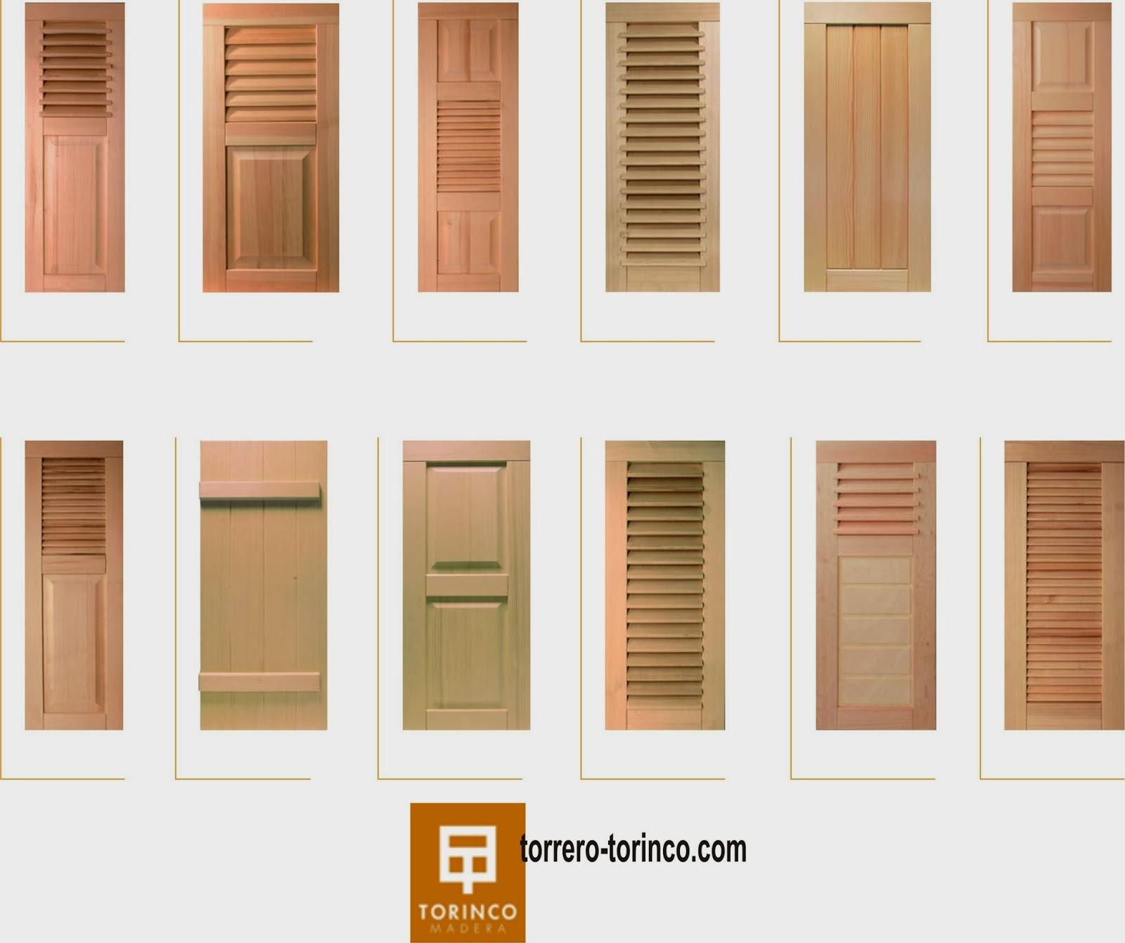 Ventanas mallorquinas madera materiales de construcci n for Porticones madera exteriores