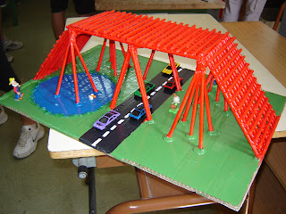 Puentes de papel