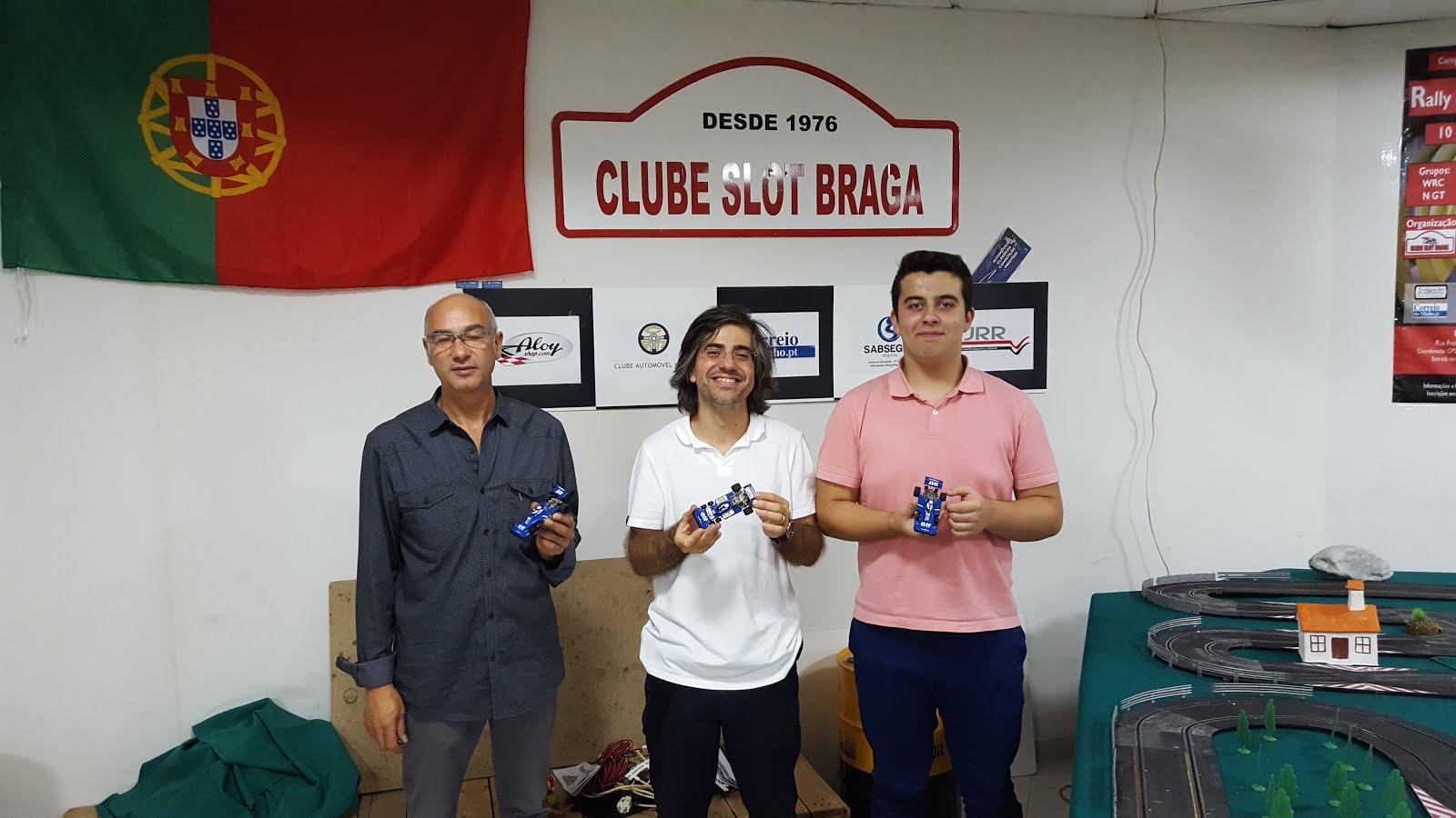 Campeonato F1 Clássicos SCX 2016